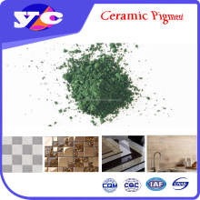 Micro Powder Stain Use Ceramic Stain Pigment Chrome Oxide Green