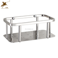 Mirror Polished Wire Corner Basket Shampoo Holder 6605