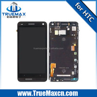 Full LCD touch Screen Digitizer Assembly for HTC One M7 801E