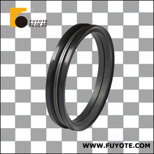 Fuyote manufacture heavy duty face seal, long lifetime replace for CR93115 93125 86850 63796 58775 43135 floating seal.