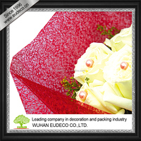 Lace mesh for flower wrapping, home decoration