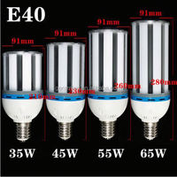 Bright warm white 45w corn led light 45w ip65 led corn bulb yard lighting