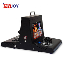 3D Pandora Back-to-Back Street Arcade 2448 <strong>games</strong> in 1 Mini Multi Video <strong>Game</strong> Joystick in video <strong>game</strong> console For 2 Players