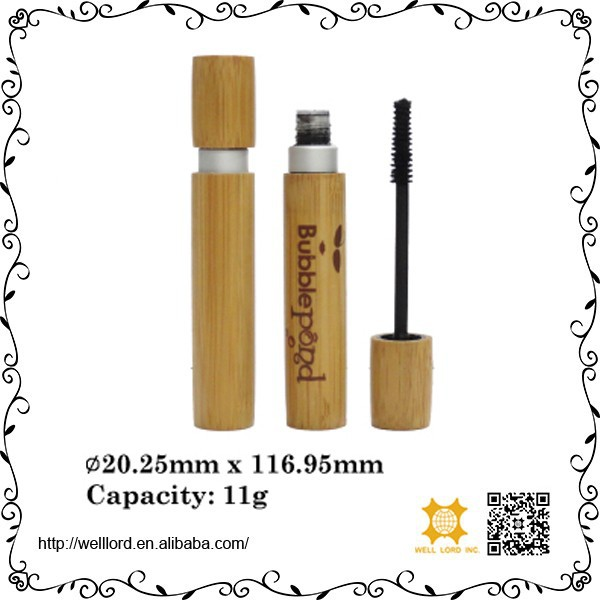 11g Bamboo made special mascara twist tube