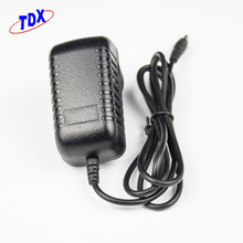 AC DC power adapters 5v 6v 6.5v 1.5a 2a for routers with UL GS SAA CE