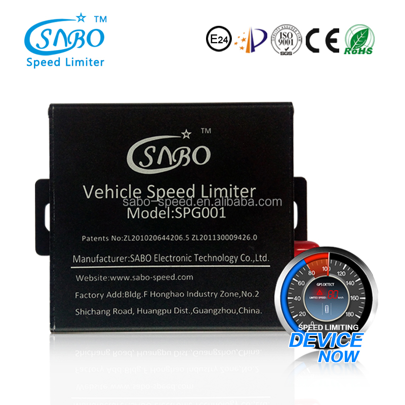 SABO speed governors for cars motorcycle speed limiter