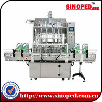 Ointment Paste Cream Automatical Filling Capping Machine