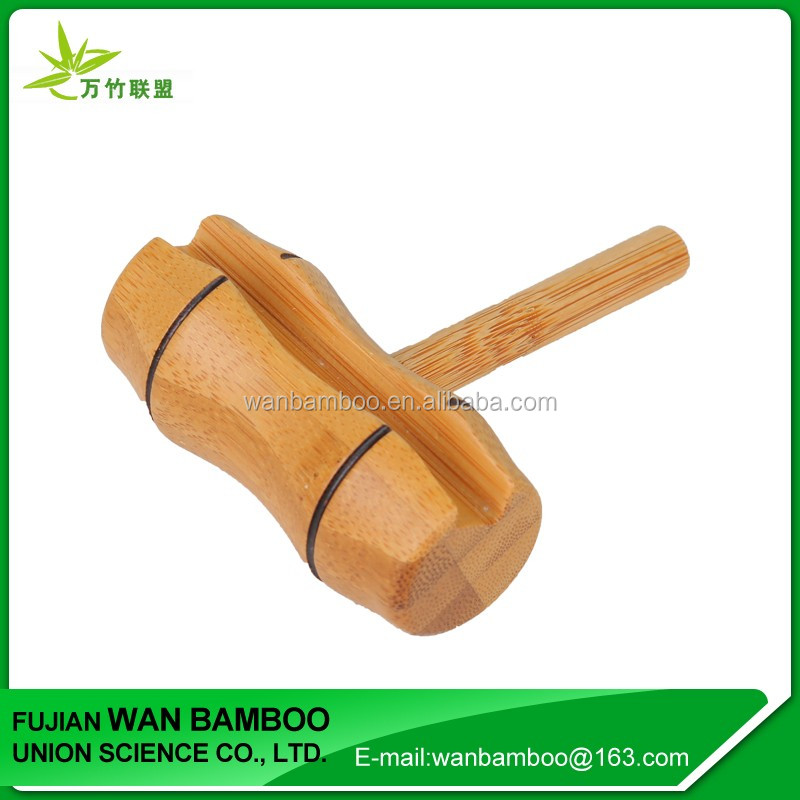 New Design Mini Bamboo Hand Phone Holder