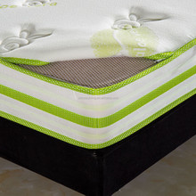aloe vera sleep easy pocket spring bed mattress topper1026-6