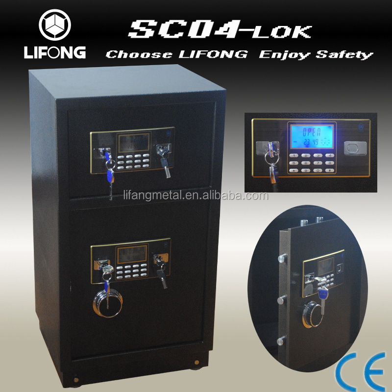 Excellent crown security office cannon safes