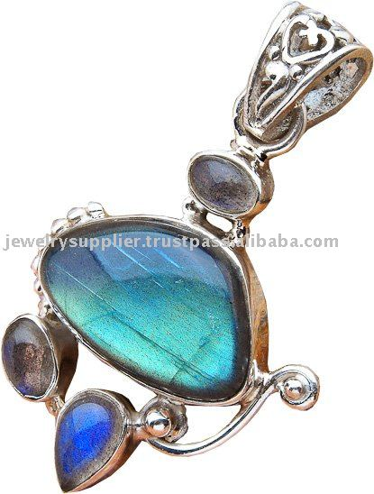 Silver Tone Jewelry Fashion Wholesale Supplies For Jewellry Making Pendants