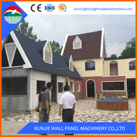 Living Prefabricated Export Prefab Wooden House