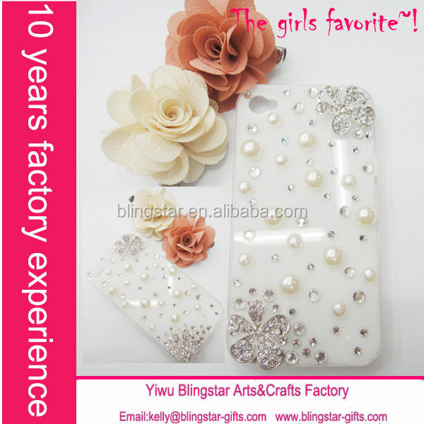 hot selling diamond crystal case for iphone 5