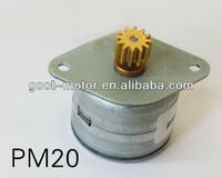 High quality permanent magnet motor manufacturers
