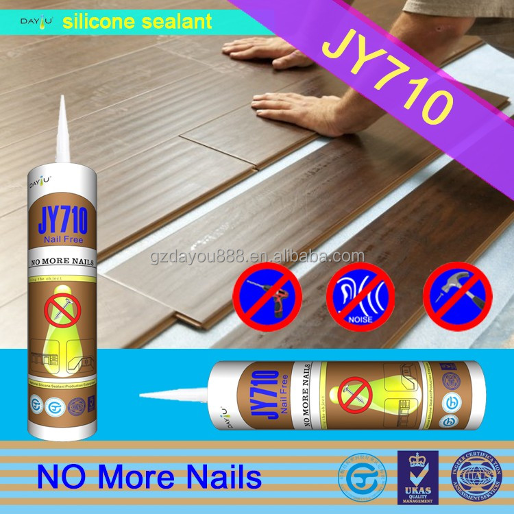 JY710 Weathering Resistance High Quality Fast Curing Liquid Nail Free Glue