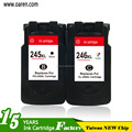 ink cartridge for canon pixma for Canon PG245 black ink cartridges