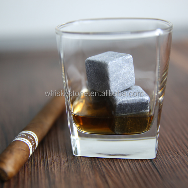 Whiskey Stones/ Frigid Whisky Ice Stone/ Soapstone Cold Ice Cube