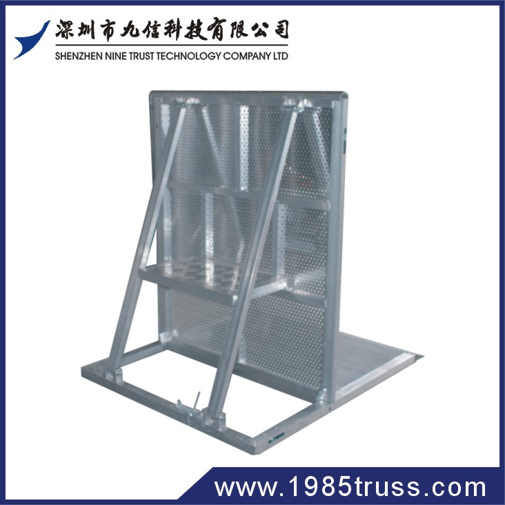 NT Security road Plastic Safety Barrier