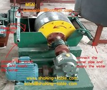 mining electric magnetic separator
