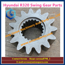 excavator swing sun gear for planetary gearbox for hyundai R320LC-7