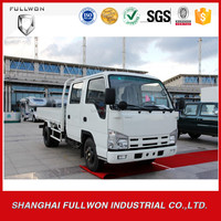China ELF Diesel Double cab light truck 1 ton - 3 ton