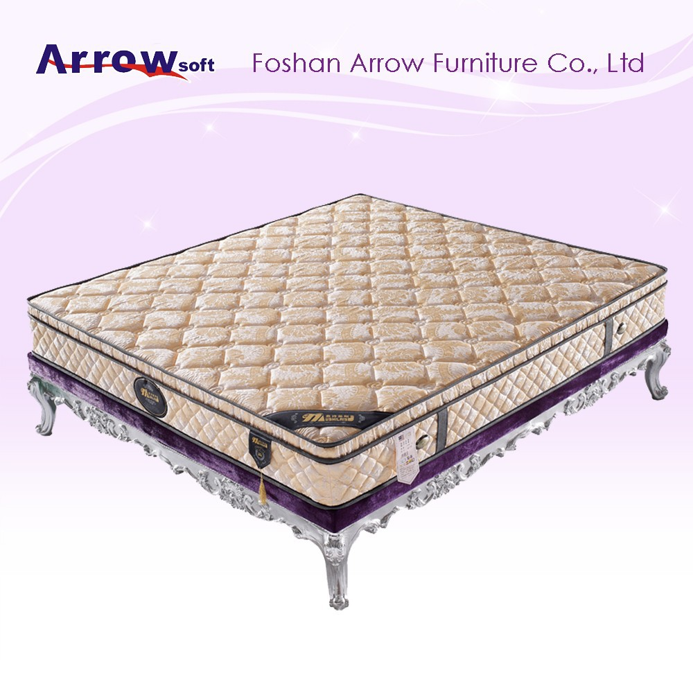 Health protection sweet dream single bed spring mattress