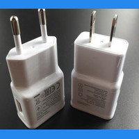 Factory price high speeed 5.3V 2.0A usb wall charger for samsung galaxy use