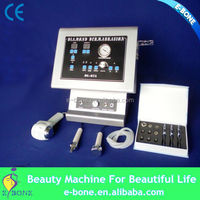 3 in 1 dead skin remover diamond tip microdermabrasion machines by shanghai med apolo