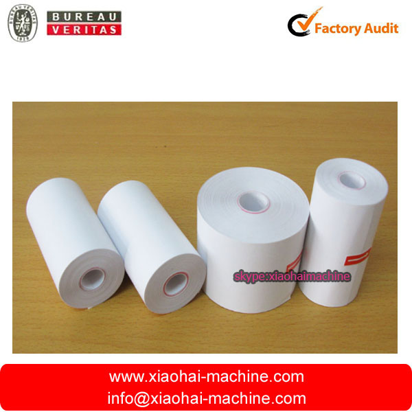 coreless paper roll sample