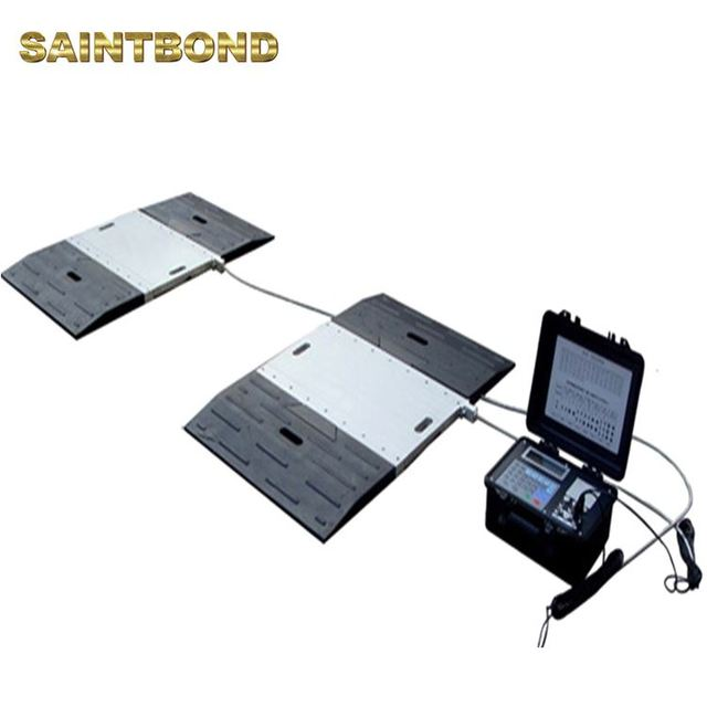 Manufacturer Dynamic scales Weighing Weigh Pad Portable Group Axle Scale