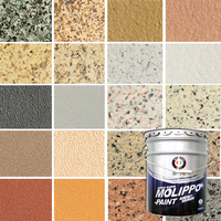 Durable Anti-UV Granite Stone Paint