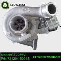 Garrett GT2256V Turbocharger turbo 721204 , 721204-1 for Volkswagen LT II 2.8 TDI