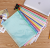 Stationery supplier pvc pencil bag waterproof plastic documents bag