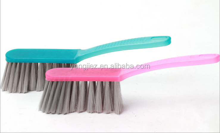 Plastic hand Cleaning Tools dust Bed Brushes