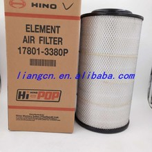 HINO ELEMENT AIR FILTER 17801-3380P JO8C(MEGA)