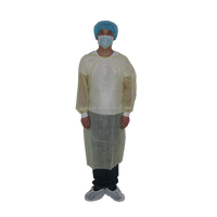 discount hospital use disposable isolation gown for sale