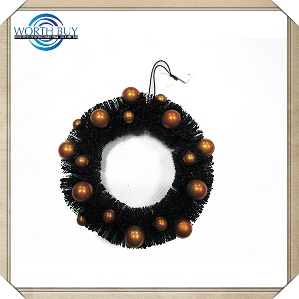 Hot plastic christmas garlands customizable christmas garland fine garland