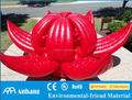 2017 stage decorative inflatable lotus flower for wedding