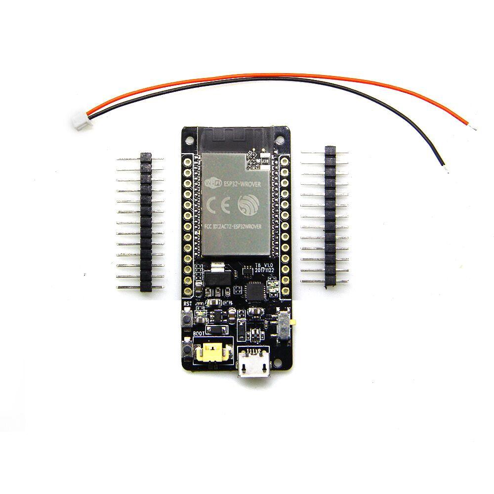 T8 wifi bluetooth board 4MB FLASH PSRAM based ESP-32 esp32 Rev1 ESP32-WROVER Module