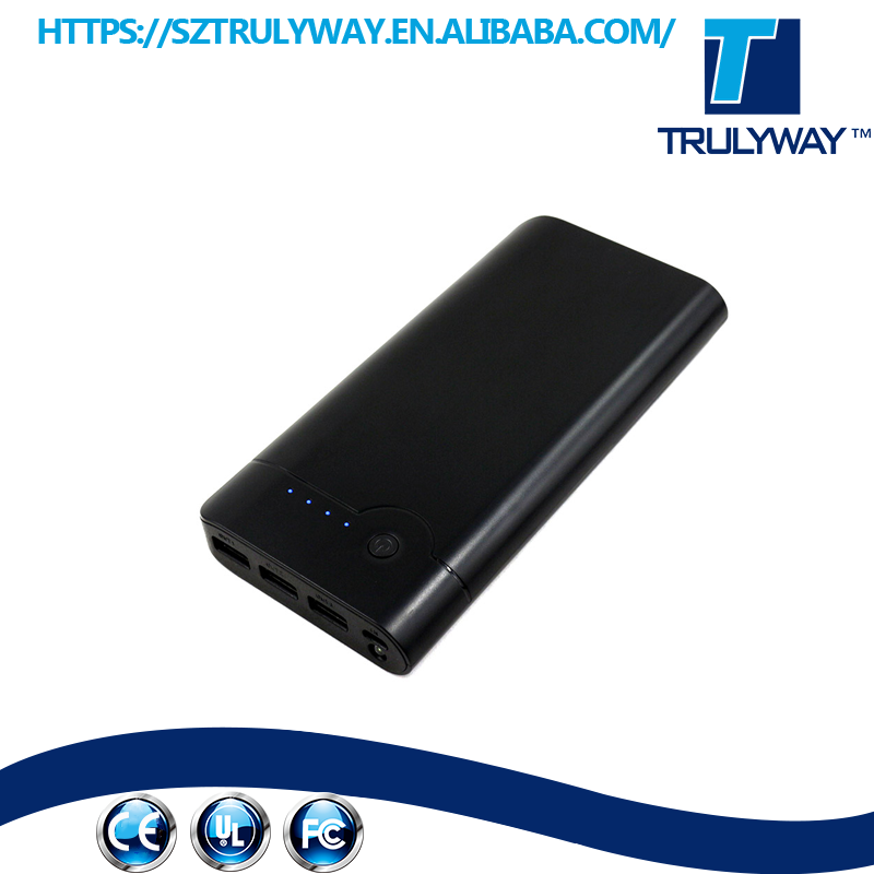 Hot-selling unique design big capacity mobile 5v portable power pack 20800mah