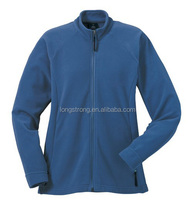 Womens fashion polyester fleece clothing