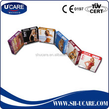 Direct Factory Price customized oem big male condom with customer logo