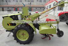 NEW 2014!!! Agricultural Tools And Uses101B-3 Diesel Power Tool 2wheel Walking Tractor + Double Plow!!!!!