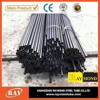 St37.4,St45,CK45 seamless steel tube for machinery