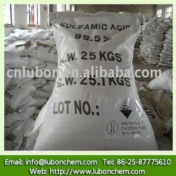 Sulphamic acid with price sulfamic acid