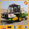 big grain tank and big cutting width wheat barley harvester used wheat harvest machine