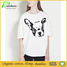 Casual fashion Plain hemp clothing for ladies