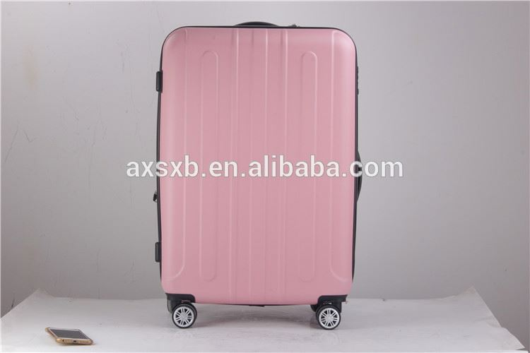 Hot selling customized abs luggage hand trolley