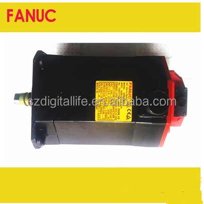 FANUC A06B-0227-B200 Servo Motor TESTED GOOD Condition