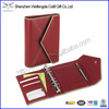 Hot Sale Popular Red Simulated Leather Envelope-Style Personal Organizers